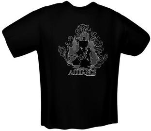 GamersWear For The Alliance T-Shirt Black XXL