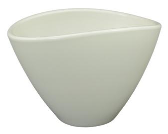 Keramikas puķu pods Matinis, 20x14,5cm, balts