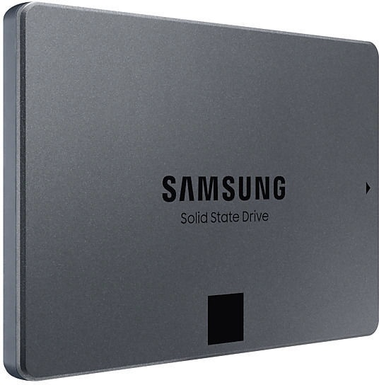 "Samsung 860 QVO 4TB 2.5"" SATAIII MZ-76Q4T0BW"