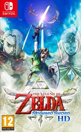 Игра Nintendo Switch Nintendo The Legend of Zelda: Skyward Sword