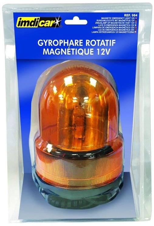 Imdicar Magnetic Emergency Light 12V