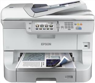 Daugiafunkcis spausdintuvas Epson WorkForce Pro WF-8590DWF, rašalinis, spalvotas
