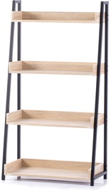 Homede Trax Rack Maple 67x32x124cm