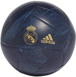 Adidas Real Madrid Capitano Ball Navy Size 4