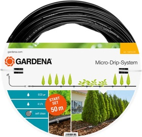 Gardena Micro-Drip-System Starter Set Planted Rows L