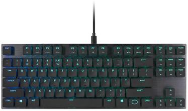 Cooler Master SK630 Mechanical Gaming Keyboard Black Red US