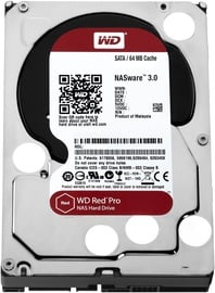 Western Digital Red Pro 14TB 7200RPM SATAIII 256MB WD141KFGX