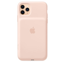 Apple Smart Battery Case For iPhone 11 Pro Max Pink Sand
