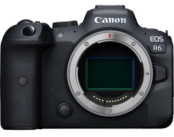 Canon EOS R6 Body Black