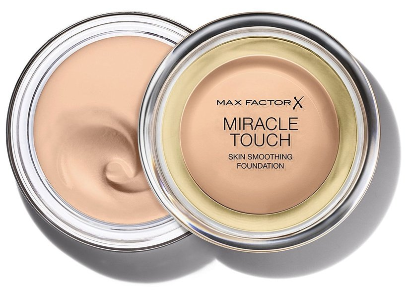 Max Factor Miracle Touch Liquid Illusion Foundation 11.5g 60