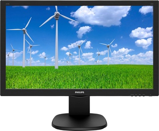 "Monitorius Philips 243S5LJMB/00, 23.6"", 1 ms"