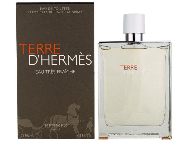 Kvepalai Hermes Terre D Hermes Eau Tres Fraiche 125ml EDT