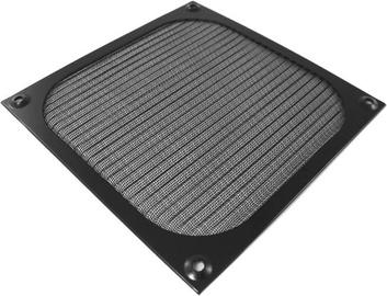 AAB Aluminum Filter/Grill 80mm Black