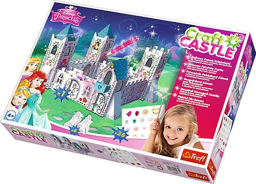 Trefl Craft Castle Princess Fairytale Castle 20081