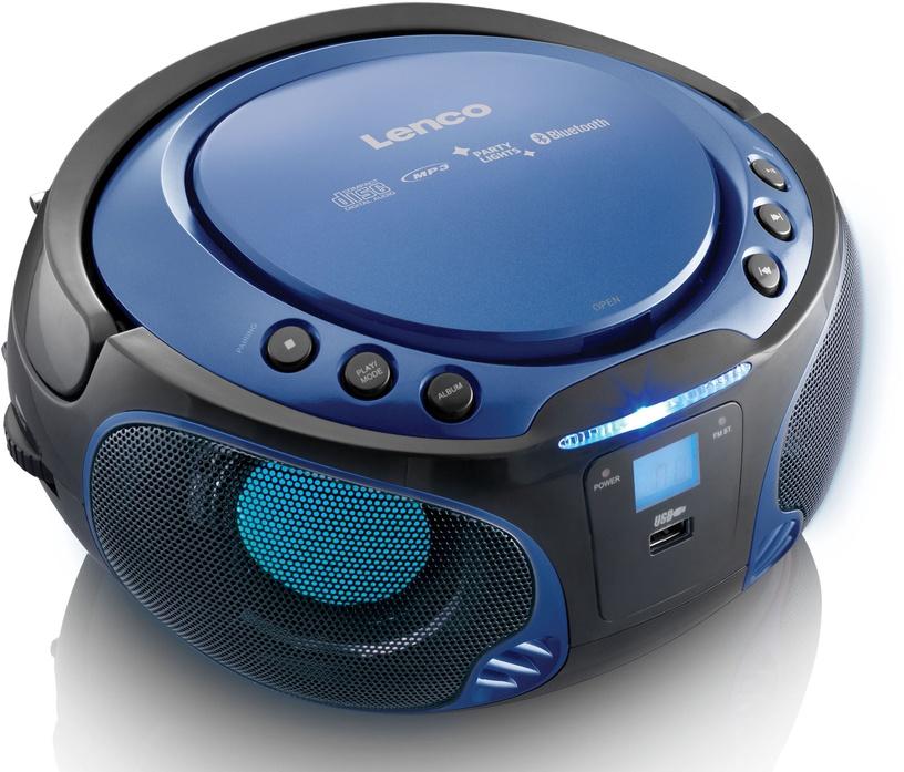 Magnetoola Lenco SCD-550 Blue, sinine