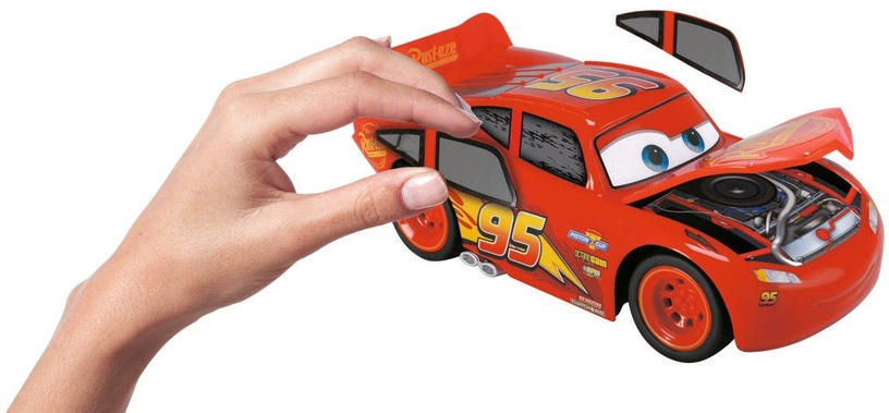 Dickie Toys RC Cars 3 Crash Car Lightning McQueen 203084018