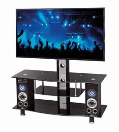 TV-laud Halmar RTV22 Stereo Black, 800x400x500 mm