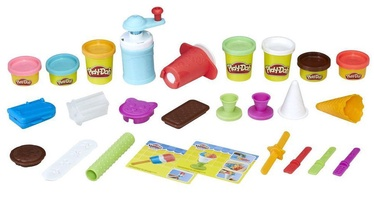 Hasbro Play-Doh Kitchen Creation Frozen Treats