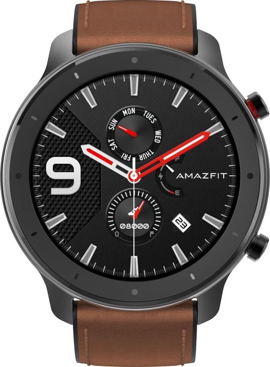 Išmanus laikrodis Xiaomi AmazFit GTR 47mm Aluminum Alloy
