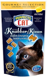 Perfecto Cat Fine Nibbler Pillow With Cheese 50g