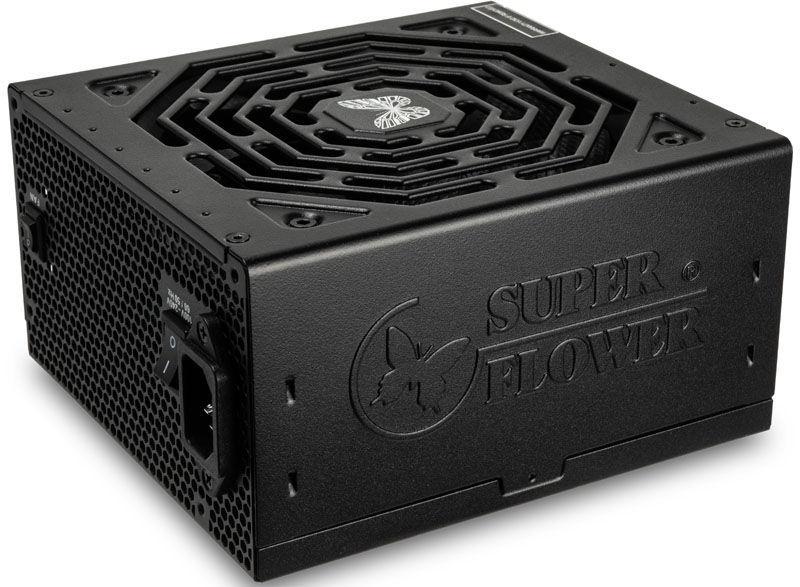 Super Flower Leadex III 80 Plus Gold 550W Black
