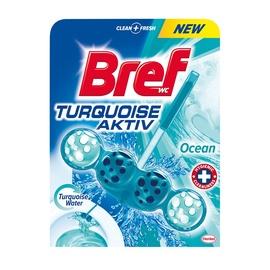 Pakabinamas tualeto muiliukas Bref Turquoise Aktiv, 50 g