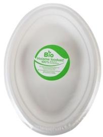Ursus Plates Set Biodegradable 10pcs Oval