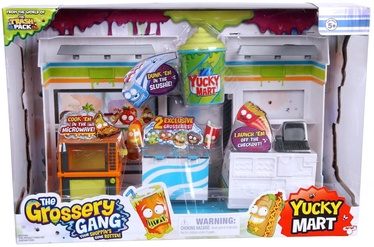 Moose The Grossery Gang S1 Yucky Mart Playset