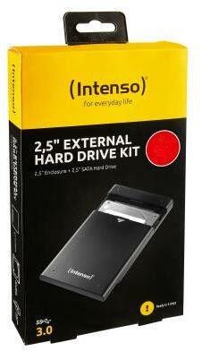 """Intenso 2.5"""" External Drive Kit 1TB"""