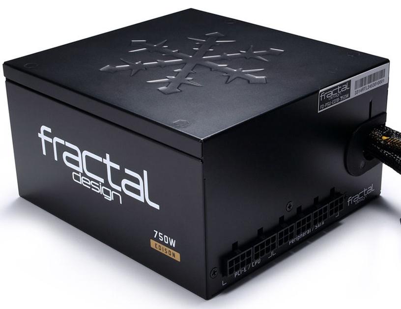 Fractal Design ATX 2.4 Edison M 750W FD-PSU-ED1B-750W-EU