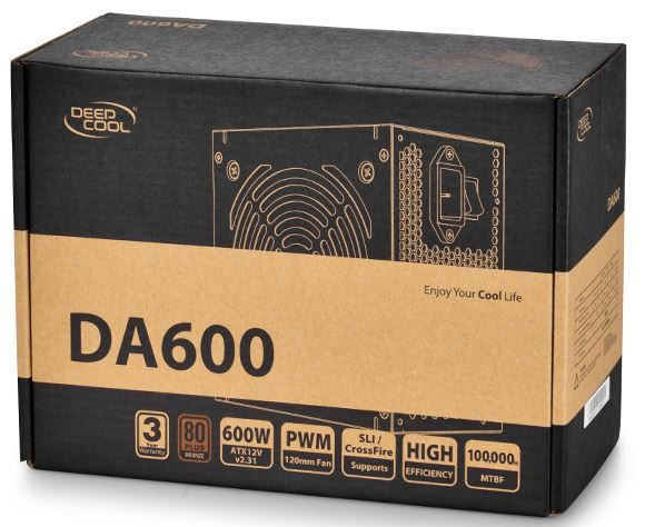 Deepcool DA Series 80 Plus Bronze