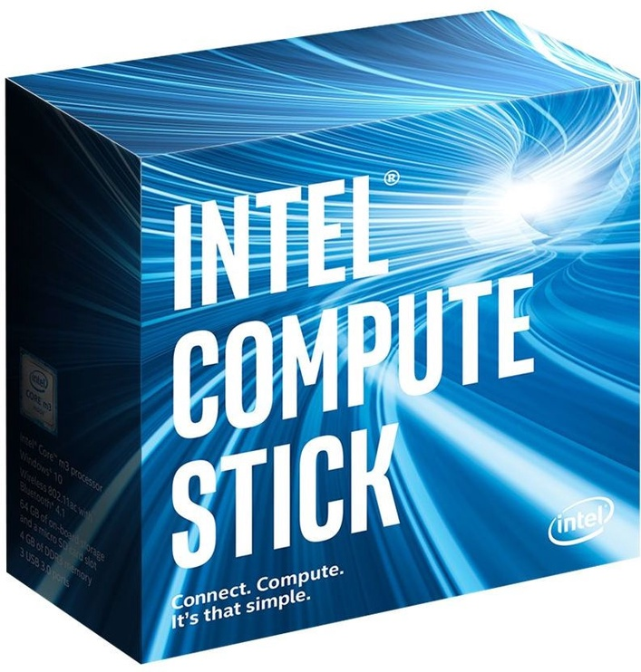 Intel Compute Stick BOXSTK2m3W64CC