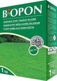 Biopon Lawn Fertilizer Against Moss 1kg