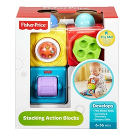 Klucīši Fisher Price Stacking Action DHW15