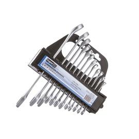 Atslēga uzgriežņu kombinēts, komplekts 6-22mm 12 gab cr-v (vagner sdh)