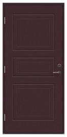 Lauko durys Viljandi Dulcia, rudos, kairinės, 208.8x99 cm