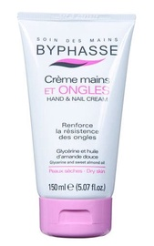 Rankų kremas Byphasse Hand and Nail, 150 ml