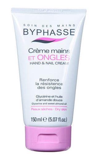 Rankų kremas Byphasse Hand and Nail, 150 ml