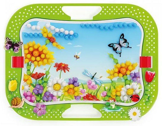 Mozaika Quercetti Nature Fun Bugs And Pegs 968