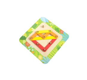 SN Wooden Educational Puzzle 3721