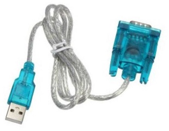 Akyga Cable USB / RS-232 1m