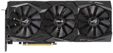Asus ROG Strix GeForce RTX 2060 Super 8GB GDDR6 PCIE ROG-STRIX-RTX2060S-8G-GAMING