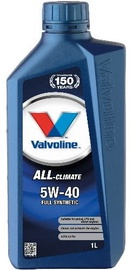 Valvoline All Climate 5w40 Engine Oil 1L