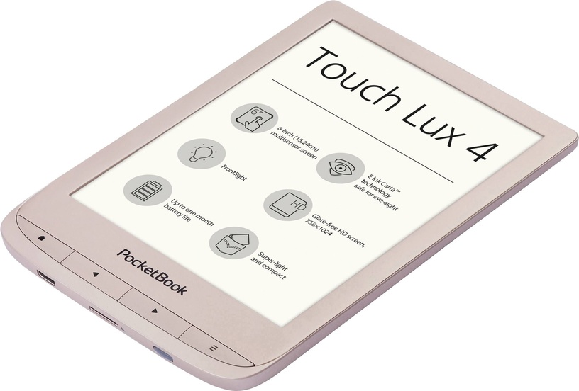 PocketBook Touch Lux 4 Gold