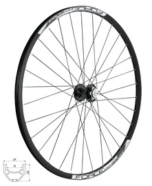 Force Basic Disc Front Wheel 32H 622x19 + Front Hub