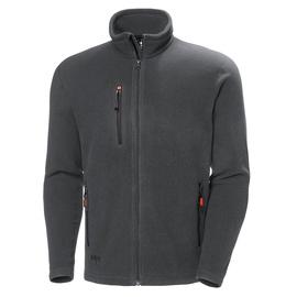 Helly Hansen WorkWear Oxford Fleece Jacket Dark Grey M