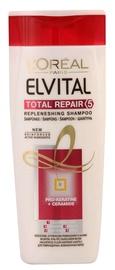 Plaukų šampūnas moterims L'Oreal Elvital Total Repair, 250 ml