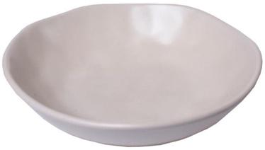 Bradley Organic Ceramic Plate 22cm White 12pcs