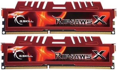 G.SKILL RipjawsX 8GB 1600MHz DDR3 CL9 DIMM KIT OF 2 F3-12800CL9D-8GBXL