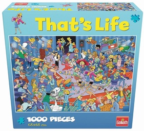Goliath Thats Life Puzzle Fashion Show 1000pcs 371424.106